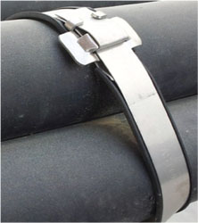 DOT-CSCS Cable Strap Cushion Sleeve